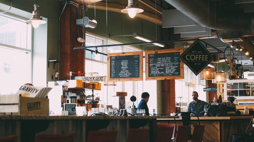 Druckerei für Café und Gastronomie